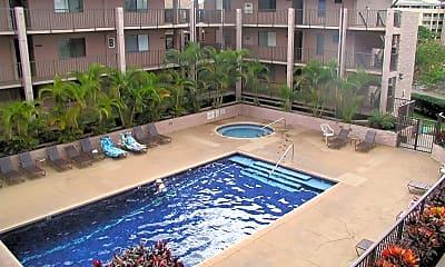 Pool, 2387 S Kihei Rd, 1