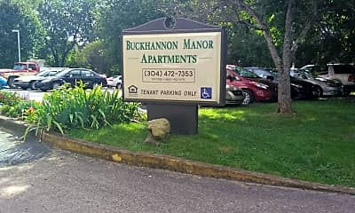 Buckhannon Manor, 1