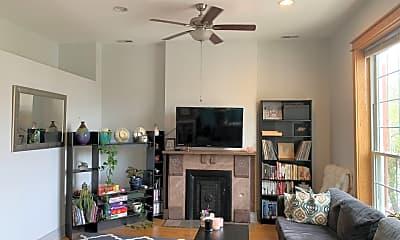 Living Room, 2051 W Ohio St, 1