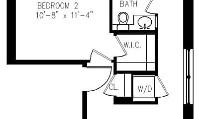 Kitchen, 2142 W Crystal St, 2