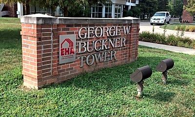 Buckner Tower, 1