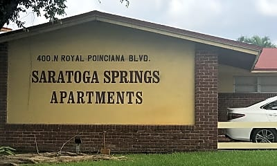 Saratoga Springs Apartments, 1