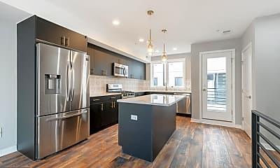 Kitchen, 815 Perkiomen St 17, 0