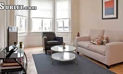 Living Room, 201 Filbert St, 1