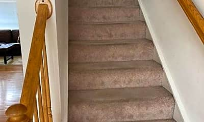 stairs to bedroom level.jpg, 5817 Pearson Lane, 2
