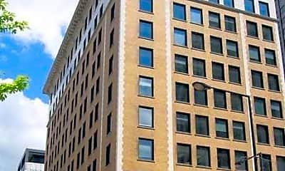 Building, The Commerce Building Apartments, 2
