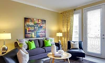 Living Room, 2121 Allen Pkwy, 0
