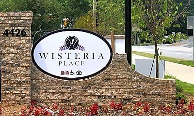 Wisteria Place, 1