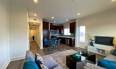 Living Room, 6081 Pickford Pl 2A, 1