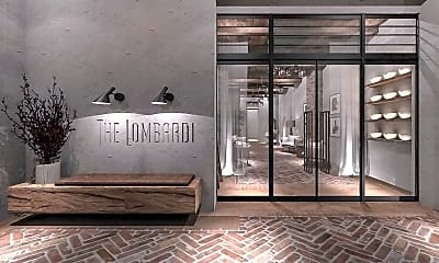 Foyer, Entryway, The Lombardi, 0