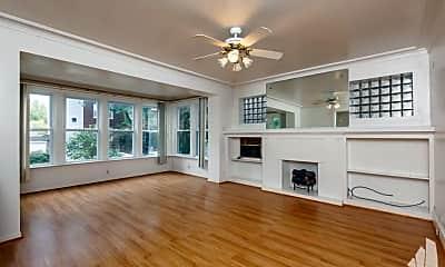 Living Room, 4914 N Rockwell St, 0