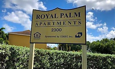 Royal Palm Apartments, 1