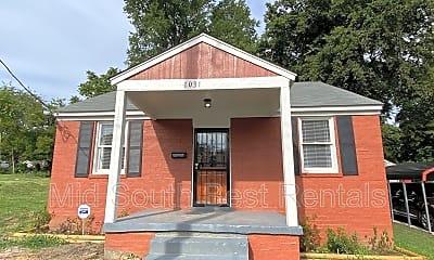 Building, 1031 Randle St, 0