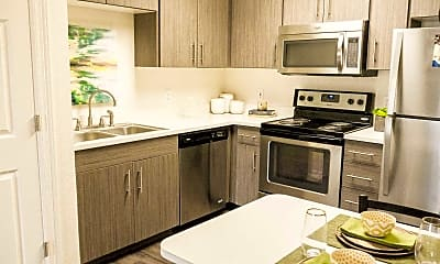 Kitchen, The Lodge, 0