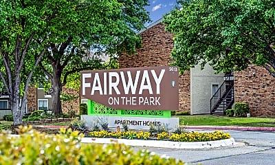 Community Signage, Fairway on the Park, 2