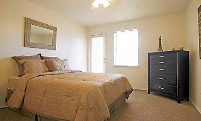 Bedroom, Sheridan Square, 1