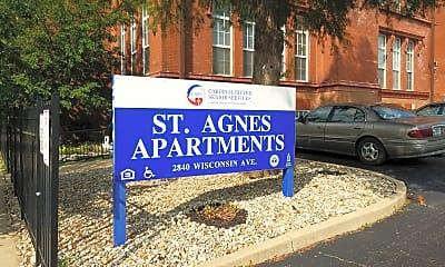 St Agnes Apartments, 1