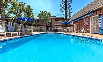 Pool, Newport Terrace, 0