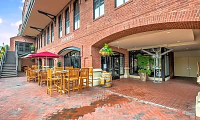 Patio / Deck, 1111 30th St NW, 2