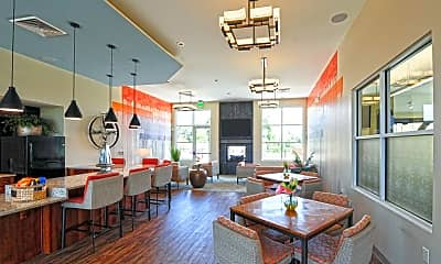Clubhouse, Valor Apartments, 1