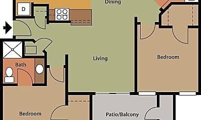 Ashwood Apartments, 2