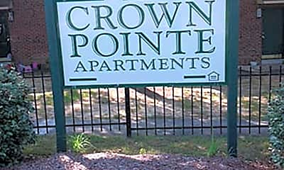 Community Signage, Crown Pointe, 0