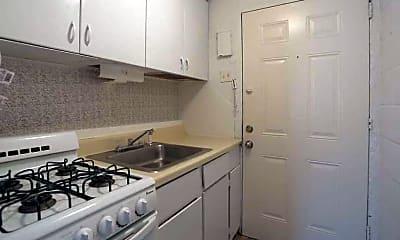 Kitchen, Astor Apartments, 2