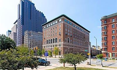 Building, 350 N Meridian St 205, 0