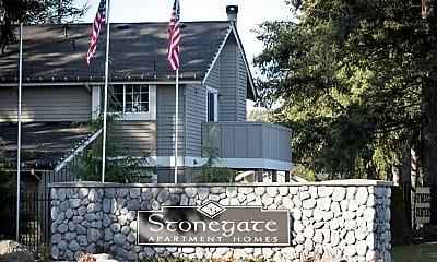 Community Signage, Stonegate, 2