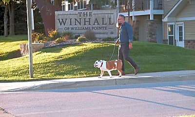 Community Signage, The Winhall of Williams Pointe, 2