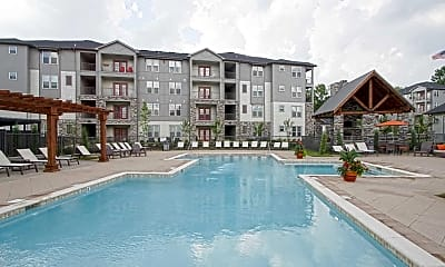Pool, SpringHouse Apartments, 0