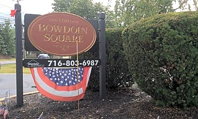 Bowdoin Square, 1