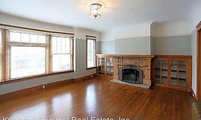 Living Room, 3125 Scott St, 0