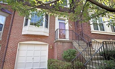Building, 7507 Collins Meade Way, 1