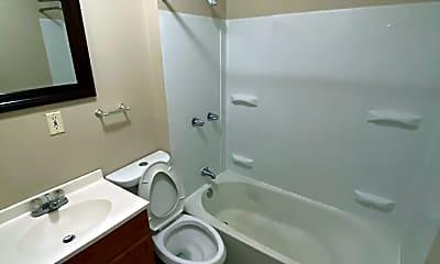 Bathroom, 445 Albany Ave, 1