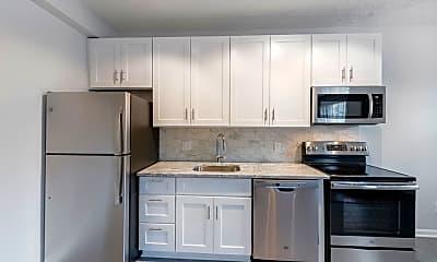 Kitchen, Connecticut Plaza, 0
