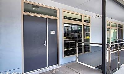 Patio / Deck, 8925 W Flamingo Rd 228, 1