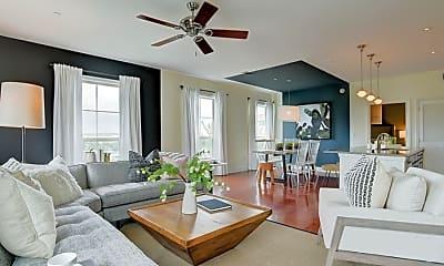 Living Room, Arrive Eilan, 1