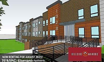 Building, 926 E Hillside Dr, 1