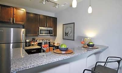 Kitchen, Parkway Flats, 0