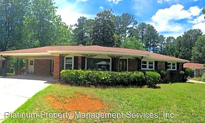 Building, 484 Pineview Drive, 0