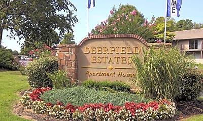 Community Signage, Deerfield Estates, 1