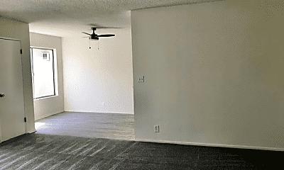 Living Room, 7635 Hampton Ave, 1