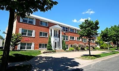 Building, Aldrich Apartments, 0