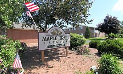 Maple Trail Estates, 1