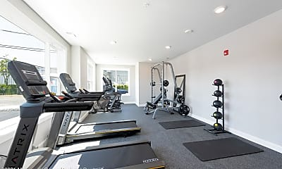 Fitness Weight Room, 15 W Lincoln Ave 301, 1
