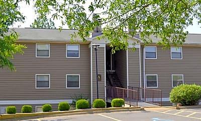 Building, Ridgewood, 2