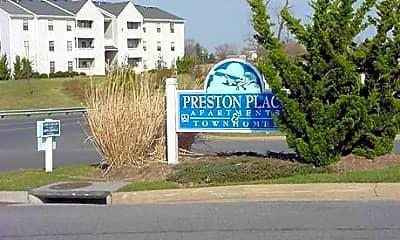 Preston Place I, II, & III, 1