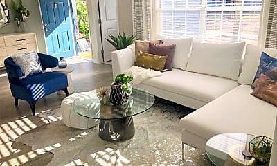 Living Room, Soleil Blu, 1