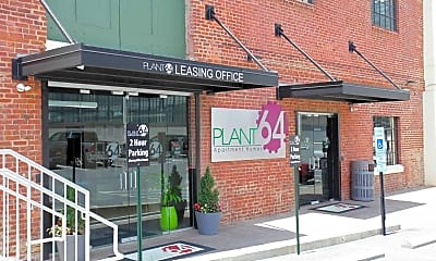 Leasing Office, Plant 64, 0